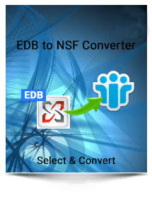 EML to NSF Converter box