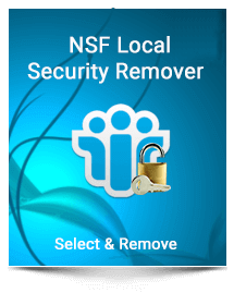 NSF local Security Remover